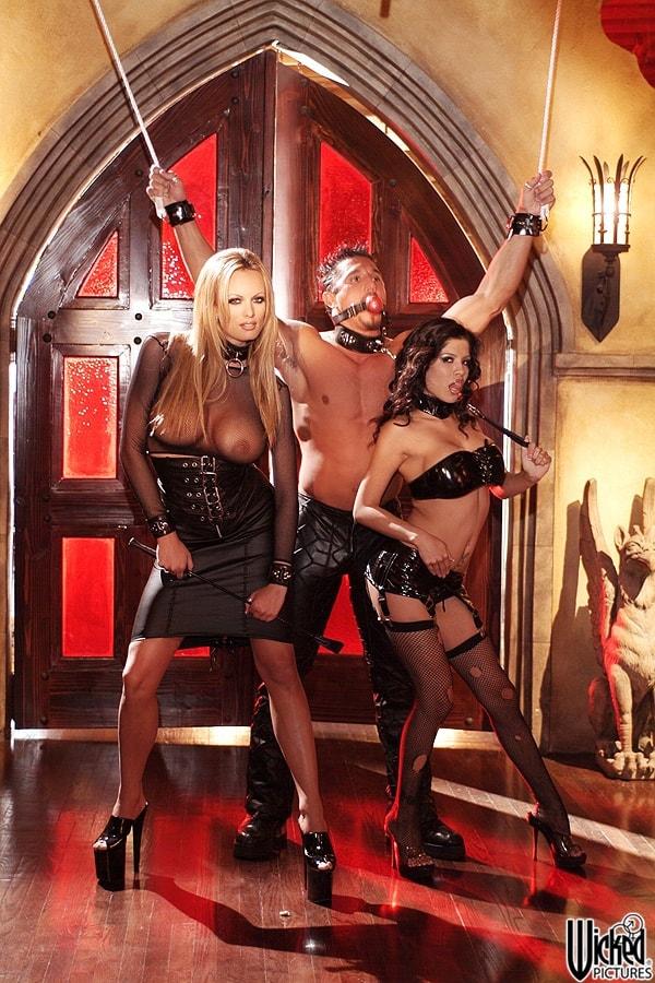 Wicked 'Secrets of the Velvet Ring Scene 1' starring Alexis Amore (Photo 14)