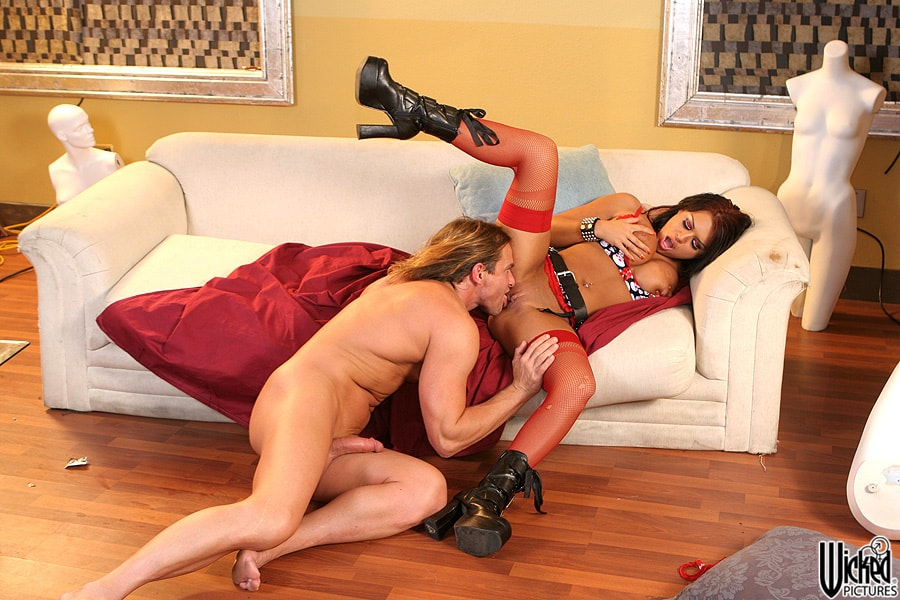 Wicked 'Polarity Scene 3' starring Alexis Malone (Photo 78)