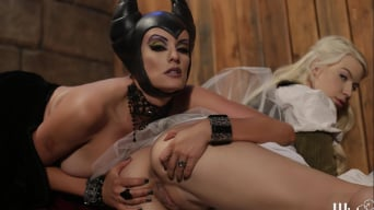 Anikka Albrite in 'Sleeping Beauty XXX: An Axel Braun Parody Scene 3'