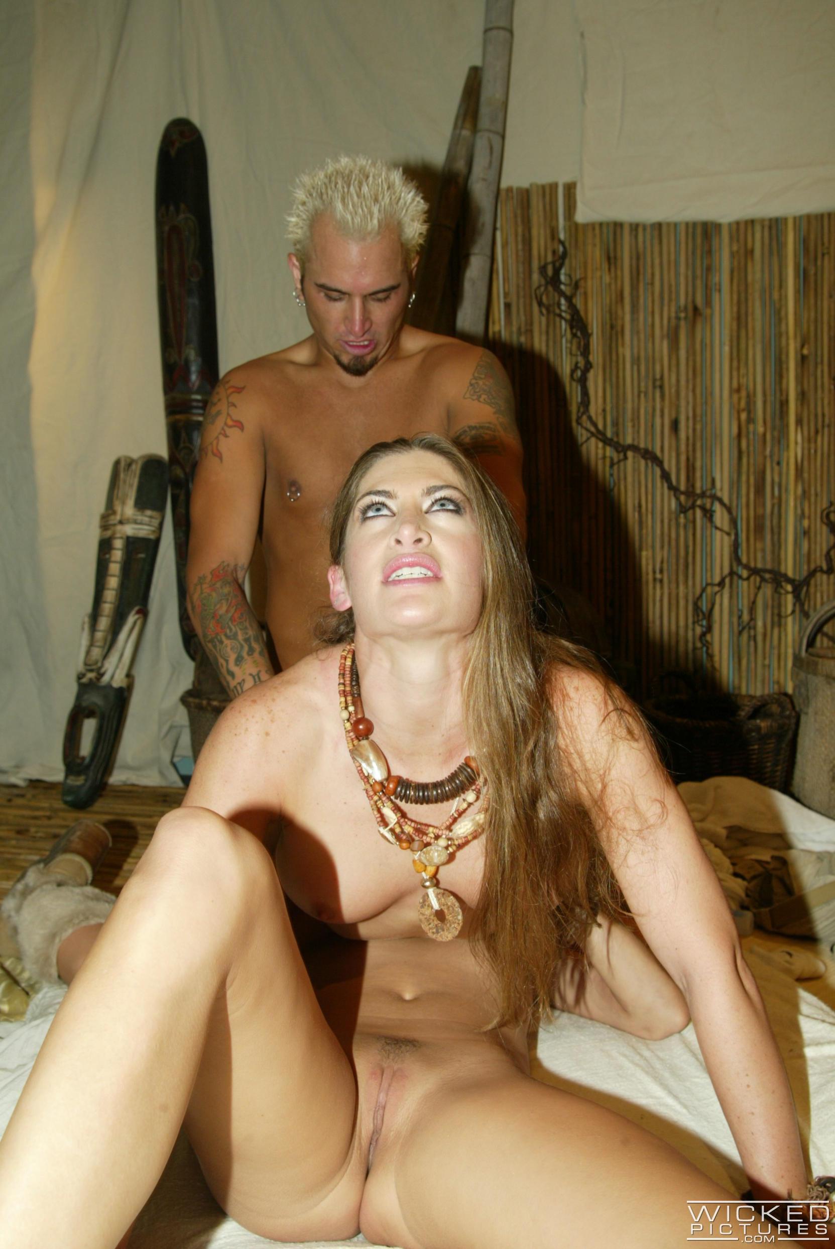 Wicked 'Porn Star Scene 1' starring Aria (Photo 89)