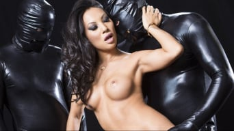 Asa Akira in 'Asa Goes To Hell Scene 3'