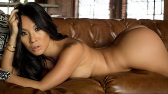 Asa Akira in 'Tell Me Something Dirty Scene 5'