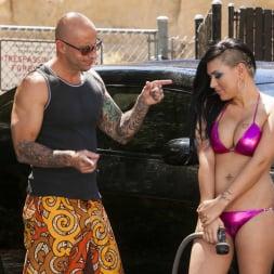 Eva Angelina in 'Wicked' Anal Car Wash Angels Scene 4 (Thumbnail 90)