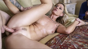 India Summer in 'He Loves To Watch Scene 3'