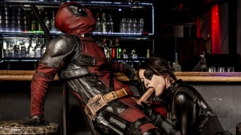 Jennifer White in 'Deadpool XXX - An Axel Braun Parody Scene 2'