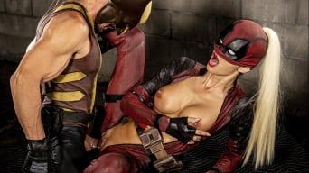 Jessica Drake in 'Deadpool XXX - An Axel Braun Parody Scene 4'