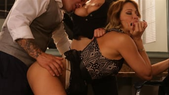 jessica drake in 'Justice League XXX An Axel Braun Parody Scene 4'
