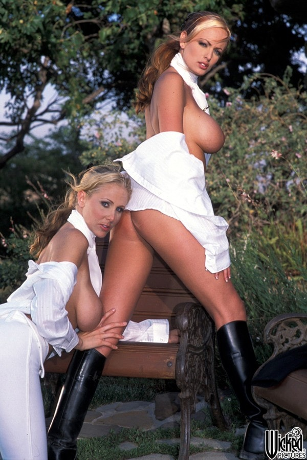 Wicked 'Class Act Scene 6' starring Julia Ann (Photo 8)
