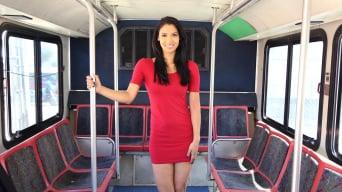 Karmen Bella in 'Ass Transit Scene 2'