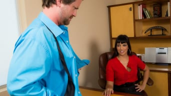 Mercedes Carrera in 'The Key Scene 3'