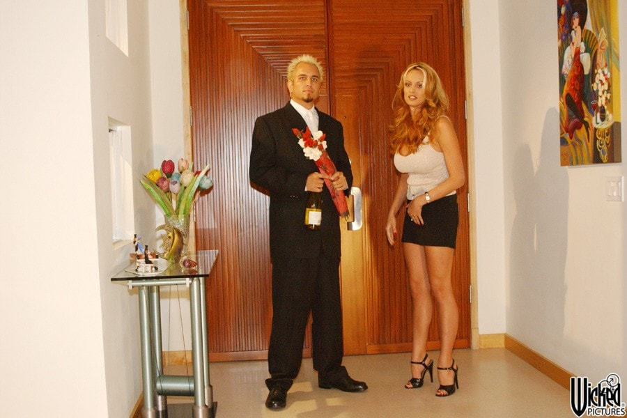 Wicked 'About A Woman Scene 5' starring Stormy Daniels (Photo 1)