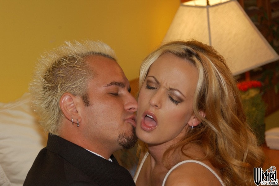 Wicked 'About A Woman Scene 5' starring Stormy Daniels (Photo 12)