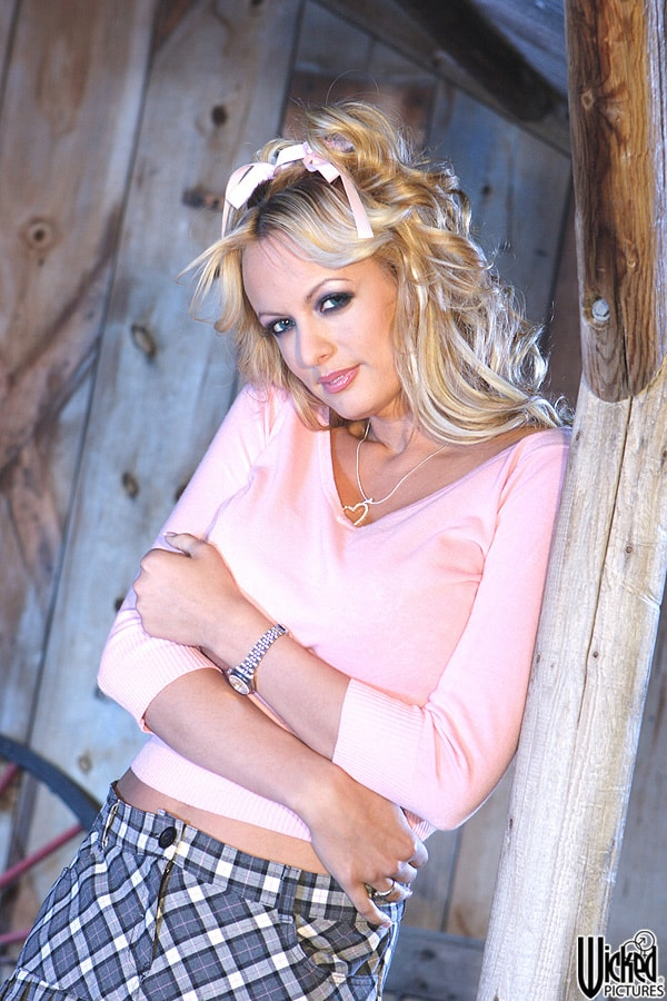 Wicked 'Camp Cuddly Pines Powertool Massacre Scene 9' starring Stormy Daniels (Photo 9)