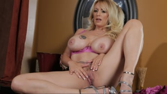 Stormy Daniels in 'Dirty Deeds Scene 5'