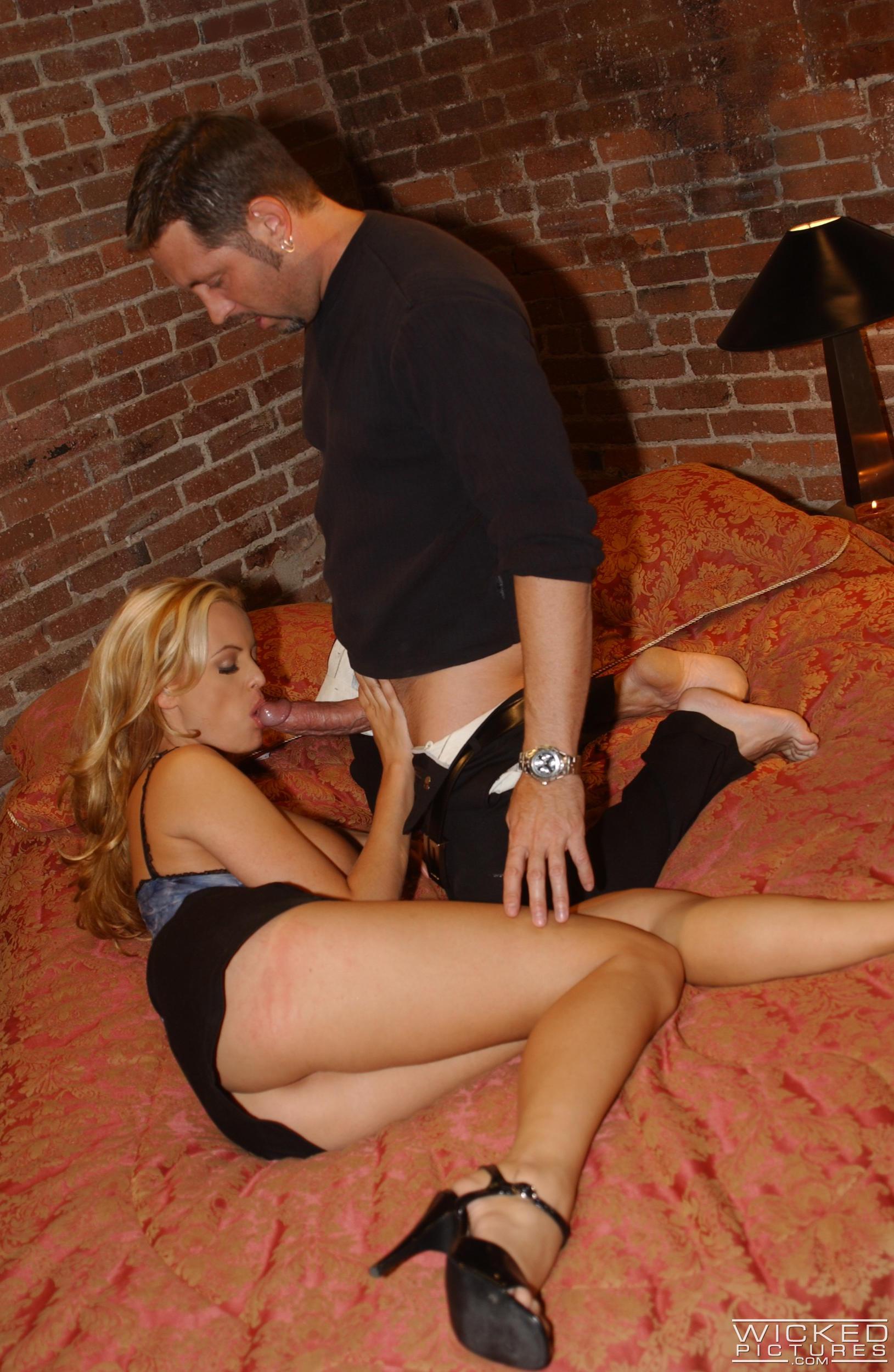 Wicked 'Not A Romance Scene 4' starring Stormy Daniels (Photo 12)