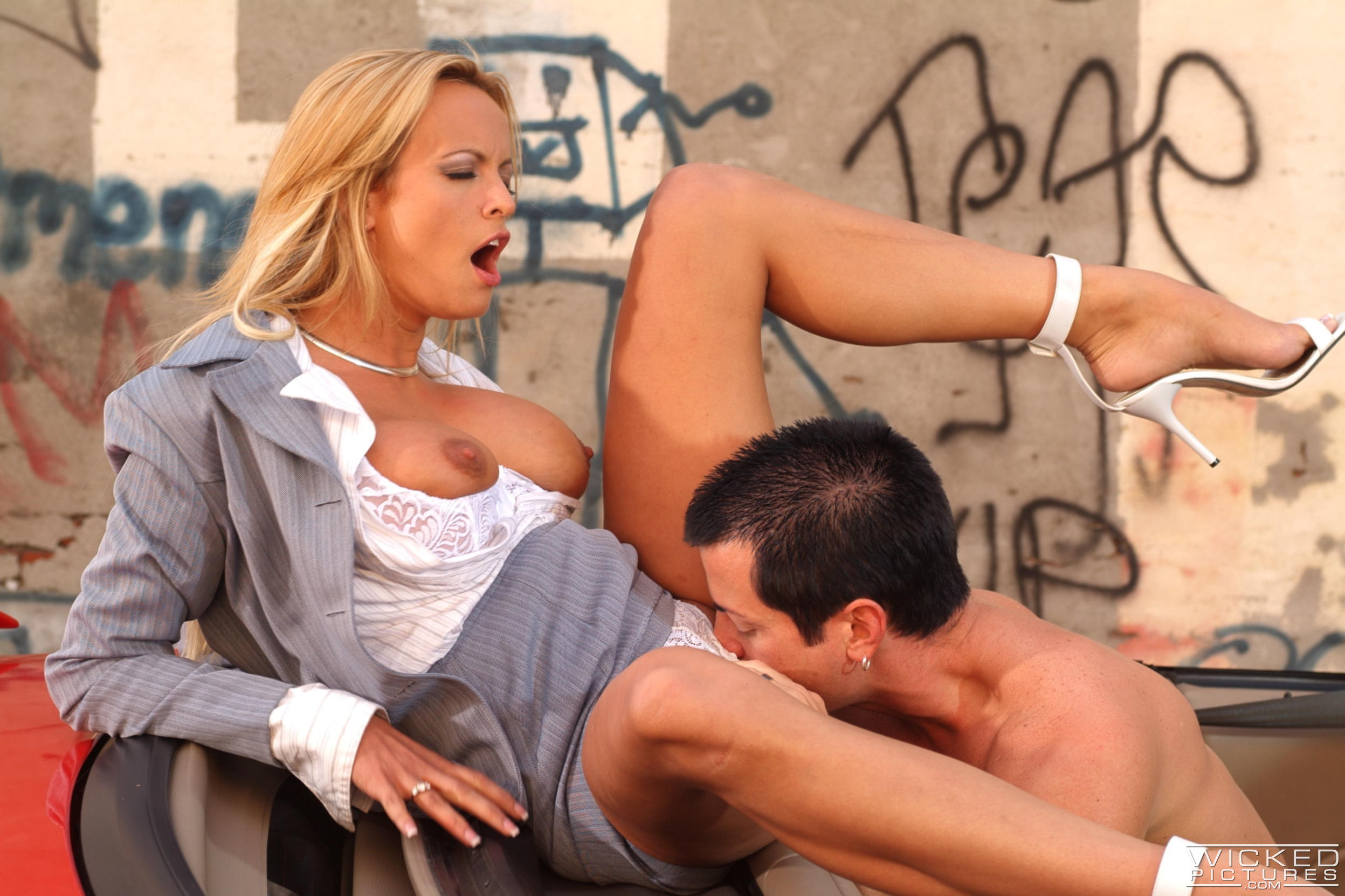 Wicked 'The Closer Scene 2' starring Stormy Daniels (Photo 21)