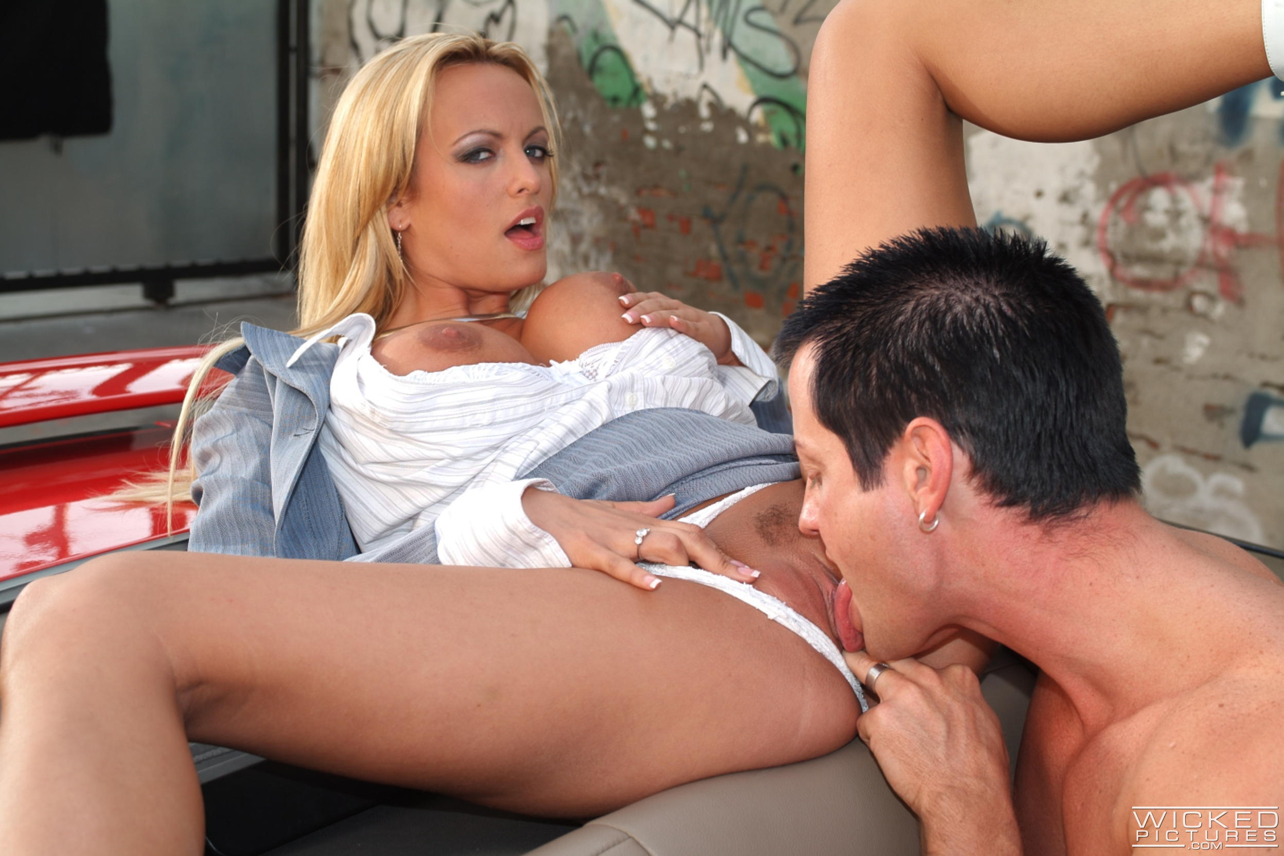 Wicked 'The Closer Scene 2' starring Stormy Daniels (Photo 27)