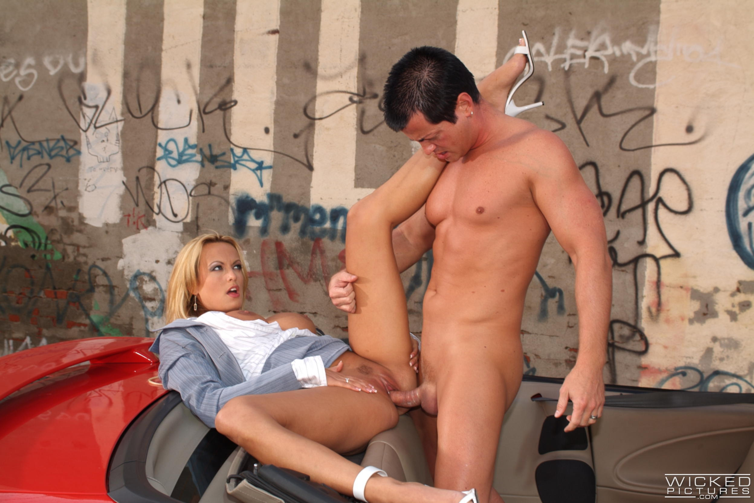 Wicked 'The Closer Scene 2' starring Stormy Daniels (Photo 33)