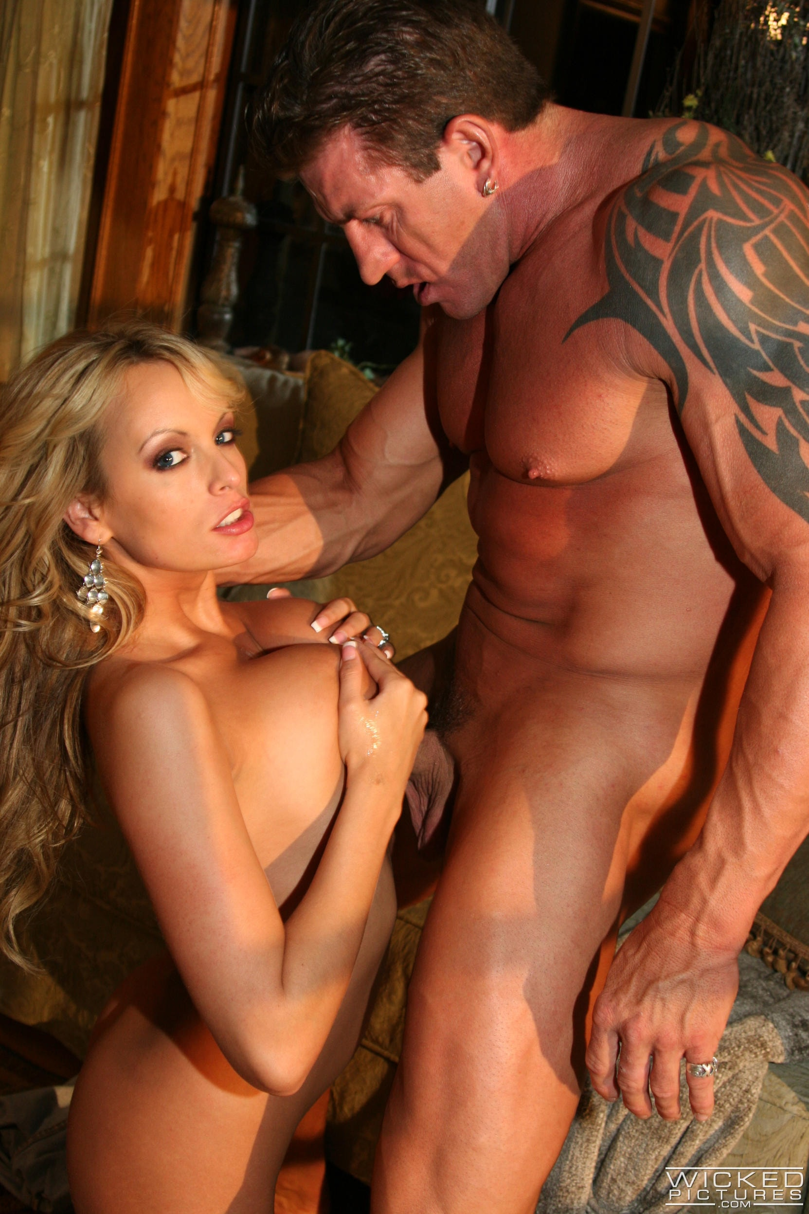 Wicked 'Watching Samantha Scene 4' starring Stormy Daniels (Photo 21)