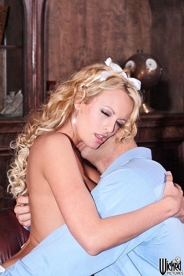 Wicked 'What's A Girl Gotta Do Scene 2' starring Stormy Daniels (Photo 1)