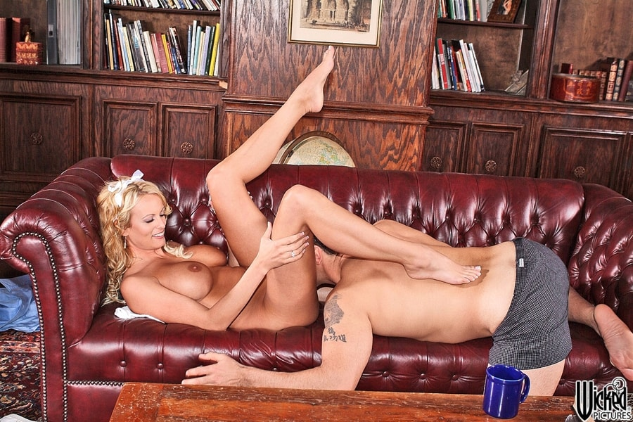 Wicked 'What's A Girl Gotta Do Scene 2' starring Stormy Daniels (Photo 18)