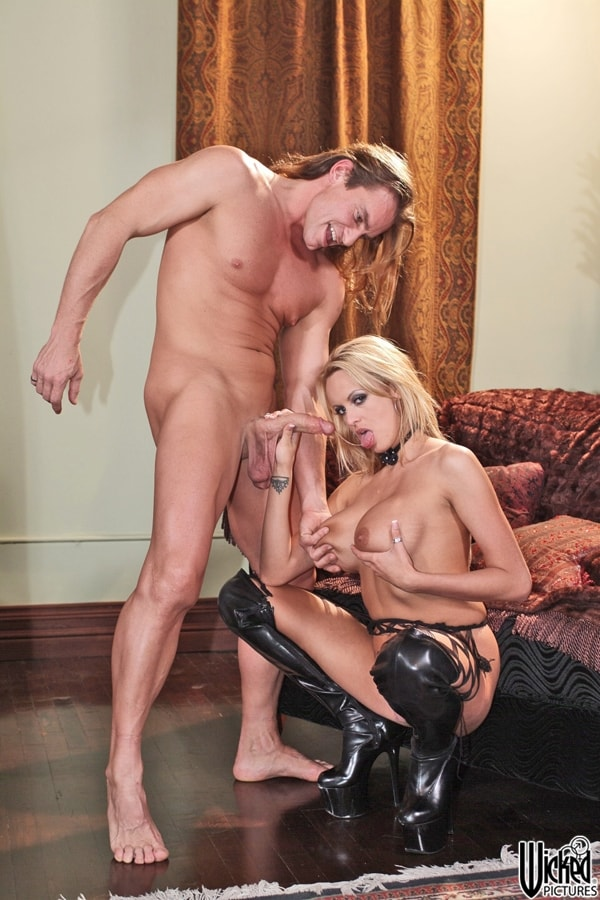 Wicked 'What's A Girl Gotta Do Scene 3' starring Stormy Daniels (Photo 24)