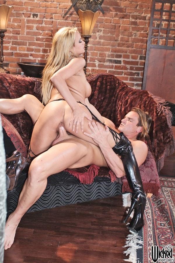 Wicked 'What's A Girl Gotta Do Scene 3' starring Stormy Daniels (Photo 52)