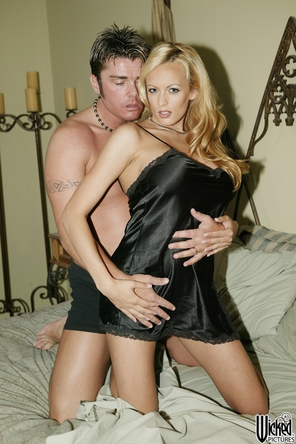 Wicked 'Without You Scene 2' starring Stormy Daniels (Photo 1)